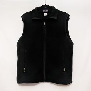Patagonia Embroidered Synchilla Vest